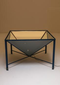 Compasso - Rare Italian 70s Lighting Coffee Table