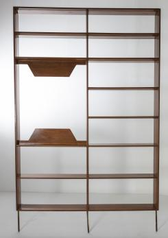 Compasso - One-off Wall Unit by Mario Gottardi