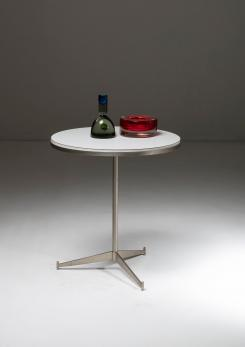Compasso - Round Paul McCobb Side Table for Arbuck