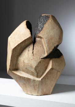 Compasso - Italian 60s Abstract Sculpture