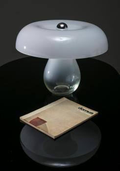 Compasso - Murano Galss Table Lamp attributed to VeArt