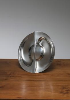 Compasso - Steel Centerpiece by Carmelo Cappello for Alessi