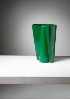 "Compasso - ""Pago-Pago"" Double Sided Vase by Enzo Mari for Danese"