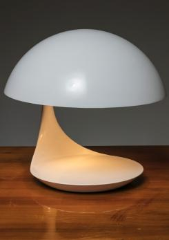 "Compasso - ""Cobra"" Table Lamp by Elio Martinelli for Martinelli"
