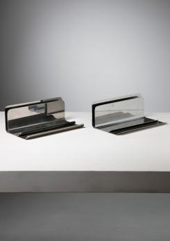 "Compasso - Pair of ""Ventotene"" Desk Sets by Enzo Mari for Danese"
