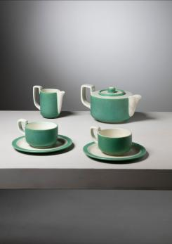 Compasso - Tea Set By Giovanni Gariboldi for Richard Ginori - San Cristoforo