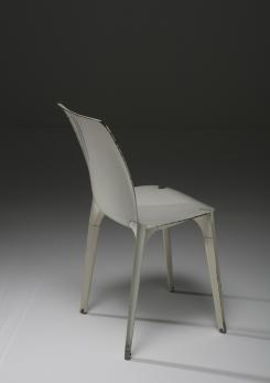 "Compasso - Pair of ""Lambda"" Chairs by Richard Sapper and Marco Zanuso for Gavina"