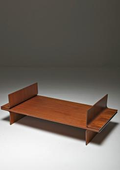 Compasso - Plywood Coffee Table by Cassina