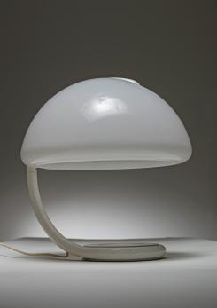 "Compasso - ""Serpente"" Table Lamp by Elio Martinelli for Martinelli Luce"