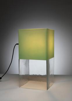 "Compasso - ""Colora"" Table Lamp by Guido Rosati for Fontana Arte"