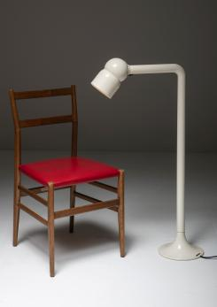 "Compasso - ""Robot"" Floor Lamp by Elio Martinelli for Martinelli Luce"