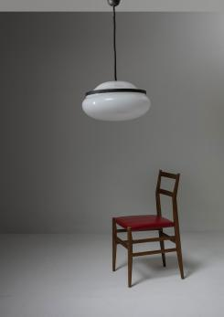 Compasso - Large Pendant Lamp by G.P. and A. Monti for Kartell