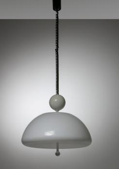 "Compasso - ""Saliscendi"" Pendant Lamp by Elio Martinelli for Martinelli Luce"