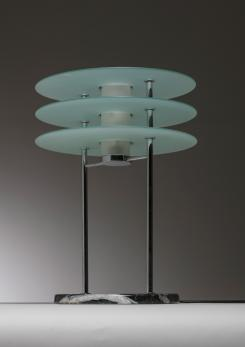 "Compasso - ""Libra"" Table Lamp by Volonterio and Benedetti for Quattrifolio"