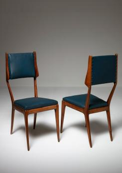 Compasso - Pair of Italian 60s Chairs