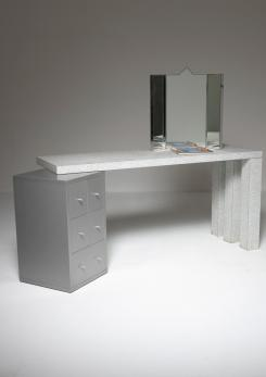 "Compasso - ""Dione"" Desk by Antonia Astori for Driade"