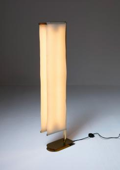 Compasso - Floor Lamp by Pietro Chiesa for Fontana Arte