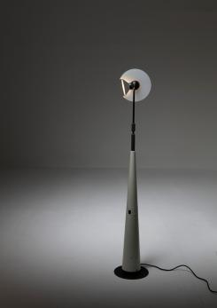 "Compasso - ""Club"" Floor Lamp by Pier Giuseppe Ramella for Arteluce"
