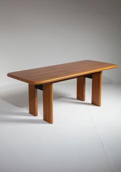 Compasso - Dining Table by Luigi Saccardo for Gasparello