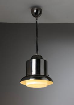 "Compasso - ""Ebe"" Pendant Lamp by Asti and Favre for Artemide"
