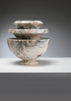 Compasso - Vase by Piero Bottoni
