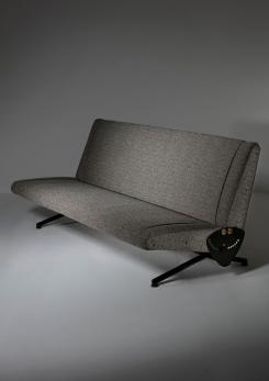 "Compasso - ""D70"" Sofa by Osvaldo Borsani for Tecno"