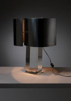 "Compasso - Rare ""Cesca"" Table Lamp by Fabrizio Cocchia and Gianfranco Fini for New Lamp"