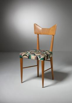"Compasso - ""Pontina"" Chair by Gio Ponti"