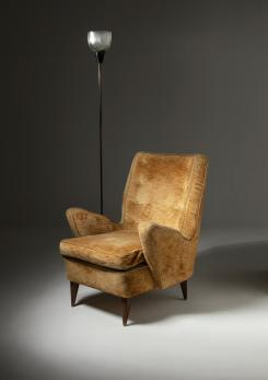 Compasso - Pair of Italian 60s Lounge Chairs