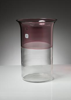 "Compasso - ""Incalmo"" Vase by Alfredo Barbini for Barbini"