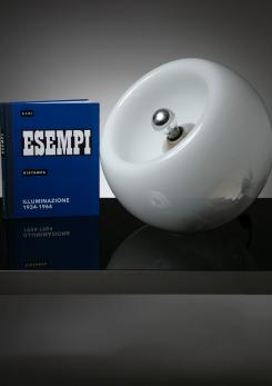 "Compasso - ""Vacuna"" Table Lamp by Eleonore Peduzzi Riva for Artemide"