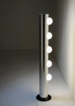 Compasso - Italian 70s Floor Lamp by Luci