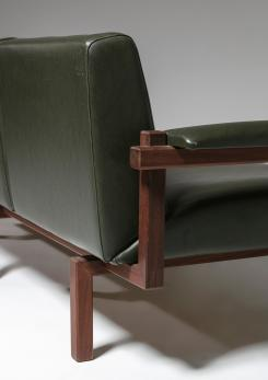 Compasso - Sofa by Raffaella Crespi for Elam