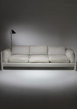 "Compasso - ""Bastiano"" Sofa by Afra and Tobia Scarpa for Gavina"