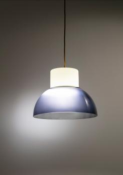 Compasso - Pendant Lamp Model 2103 by Gino Sarfatti for Arteluce