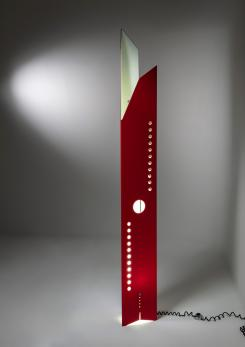 "Compasso - ""Personaggi"" Floor Lamp by Carmellini for Tronconi"