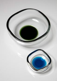 Compasso - Pair of Venini Bowls