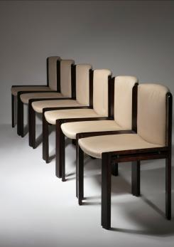 Compasso - Set of Six Chairs by Joe Colombo for Pozzi