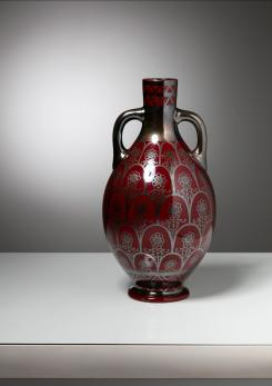 Compasso - 1930s Vase by Richard Ginori