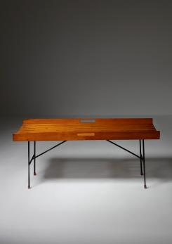 Compasso - Italian 60s Wood Bench