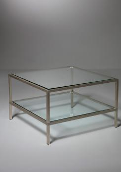Compasso - Coffee Table by Lino Sabattini