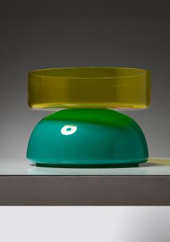 "Compasso - ""Puzzle"" Vase by Ettore Sottsass for Venini"