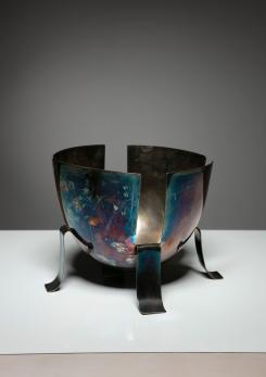 Compasso - Italian 70s Silver Plated bowl