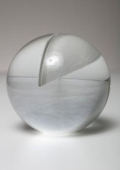 Compasso - Glass Spherical Sculpture by Floris Meydam for Leerdam