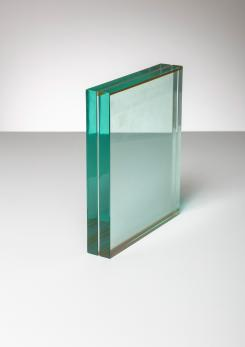 Compasso - Fontana Arte Glass Table Frame