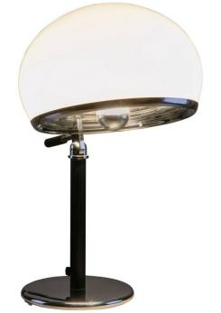 "Compasso - Rare ""Bino"" Table Lamp by Gregotti, Meneghetti, Stoppino for Candle"