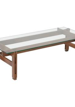 Compasso - Coffee Table Model 751 by Ico Parisi for Cassina