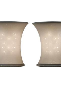 "Compasso - Pair of ""Lucilla"" Table Lamps By Gianfranco Frattini"