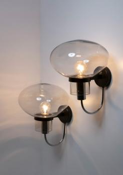 Compasso - Italian 70s Wall Lamps