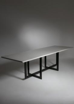 "Compasso - ""Jonathan"" Table by Francesco Soro for ICF"